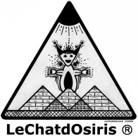 LeChatdOsiris® Official Logo!!